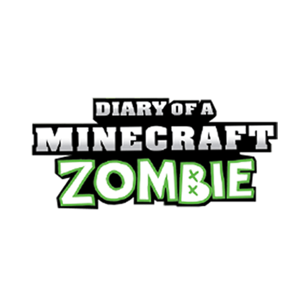 DIARY OF A MINECRAFT ZOMBIE LOGO