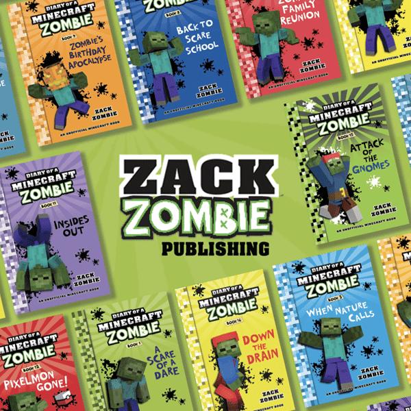 zack zombie publishing